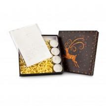 Geschenkset: Stimmungsvolle Papier-Laternen