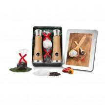 Geschenkset: Salz- und Pfeffermühlen-Set