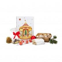 Geschenkset: Weihnachtskarussell