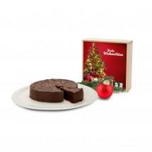 Geschenkset: Sachertorte Weihnachten
