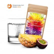 Dropz, 30 Brause-Drops im Beutel, für ein Erfrischungsgetränk mit Tropical Fruits Fruchtgeschmack