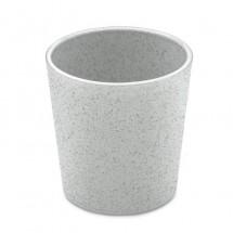 Becher 190ml CONNECT - organic grey