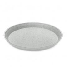 Kleiner Teller 205mm CONNECT - organic grey