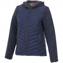 Hutch Hybrid Thermojacke für Damen - navy