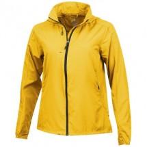 Flint Damen leichte Jacke - gelb