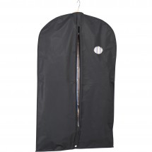 Kleiderschutzhülle Gijón - schwarz