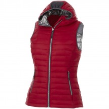 Junction Thermo-Bodywarmer für Damen - rot