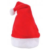Weihnachtsmütze - rot