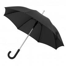 Regenschirm automatisch mit Alugestänge - schwarz