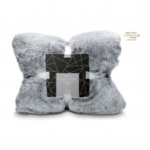 Luxury Decke Fur-Feeling - 150 x 200 cm