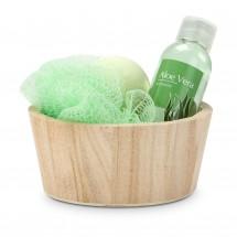 Wellness-Geschenkset: Green in Balance