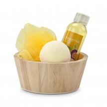 Wellness-Geschenkset: Yellow in Balance