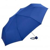 Alu-Mini-Taschenschirm - euroblau