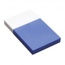 Visitenkartenbox REFLECTS-KELMIS WHITE BLUE