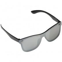 Sonnenbrille Spiegelung - schwarz