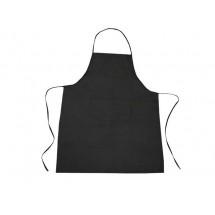 Küchenschürze, 120 gr/m2 - schwarz