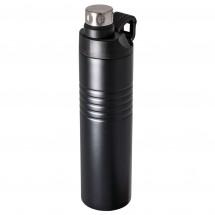 Thermo Trinkflasche RETUMBLER-KORINTH BLACK - schwarz