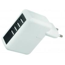 Metmaxx® Multicharger Home&Travel weiß - weiß