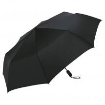 AOC-Oversize-Taschenschirm Magic Windfighter  Flat Black - schwarz