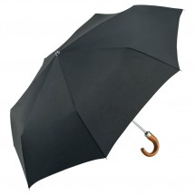 AOC-Midsize-Taschenschirm RainLite Classic - schwarz