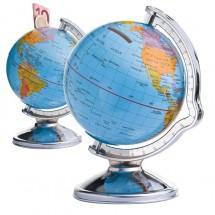 Spardose Globus -