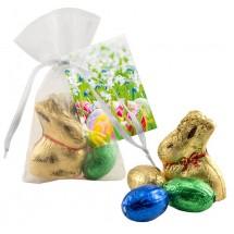 Süßes Ostersäckchen