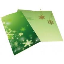 Goldene Weihnachtsstimmung