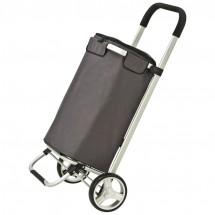 Luxus-Einkaufstrolley mit Kühlfach - anthrazit