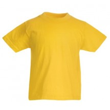 Kids Valueweight T-Shirt - sonnenblumengelb