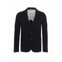 Sweatblazer Premium-schwarz