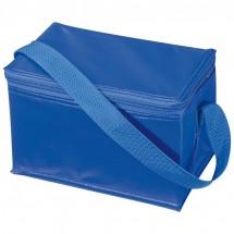 Kühltasche für 6 Dosen 0,33l - blau