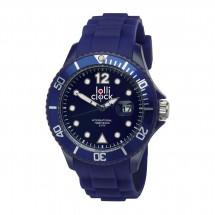 Armbanduhr LOLLICLOCK-DATE BLUE