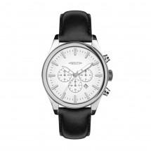 Chronograph RETIME-CHRONOGRAPHEN - weiß/schwarz