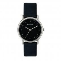 Armbanduhr REFLECTS-BUDGET - schwarz, silber