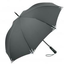 AC-Stockschirm Safebrella® LED - grau