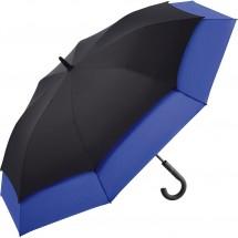 AC-Gästeschirm FARE®-Stretch 360 - schwarz-euroblau