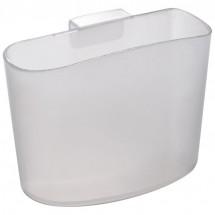 Teebeutelhalter transparent gefrostetd - transparent