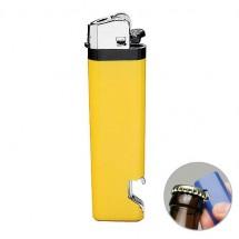 Einweg-Feuerzeug - gelb
