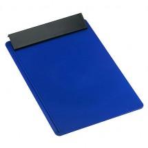 Schreibplatte DIN A4 - blau/schwarz