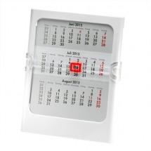 Tisch- und Wandkalender, 1-sprachig - weiß