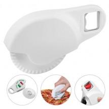 Pizzaschneider - weiß