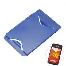 Kartenhalter - blau