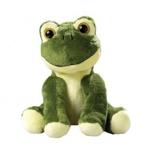 Zootier Frosch Arwin - grün
