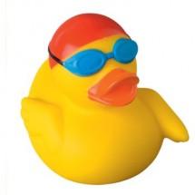Quietsche-Ente Schwimmer - gelb