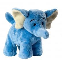 Plüsch Elefant Hannes - himmelblau