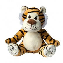 Plüsch Tiger Lucy - hellbraun