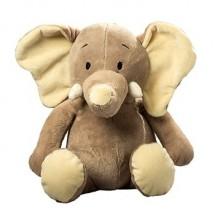 Plüsch Elefant Nils - stone