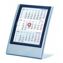 Tischkalender Elegance 1-sprachig-anthrazit