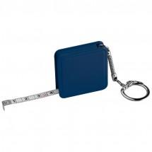 Quadradtisches 1m Stahlbandmaß - blau