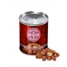 Dose Mandel und gebranden Erdnüsse